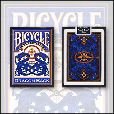 Bicycle Dragon Back Cards