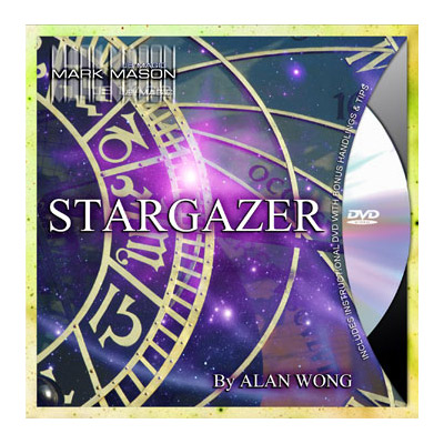 Star Gazer  by JB Magic