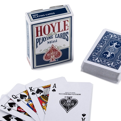 Mini Playing Cards - Hoyle