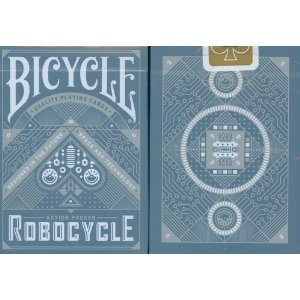 Robocycle Playing Cards - Blue