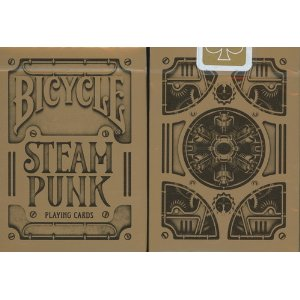 Steampunk Playing Cards - Theory11