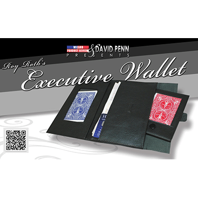 Executive Wallet by David Penn and Wizard FX Productions