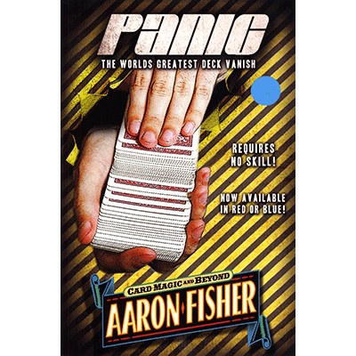 Panic-by-Aaron-Fisher