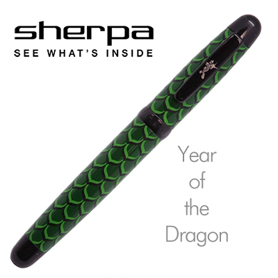 "Sherpa Limited Edition ""Year of the Dragon"" PEN"