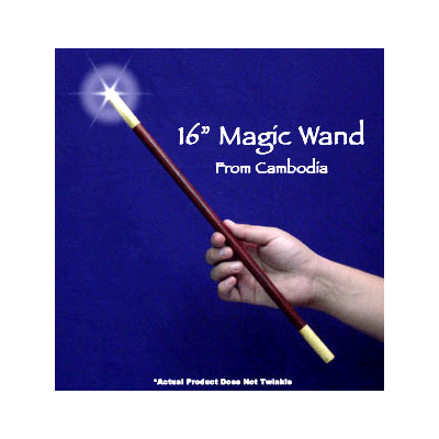 Magic Wand 16 inch Exotic Woods