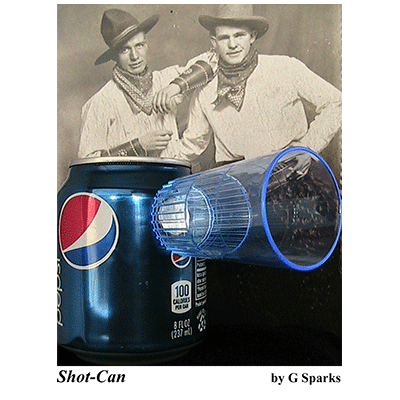 Shot Can by G Sparks