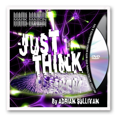 Just Think w/DVD by Adrian Sullivan