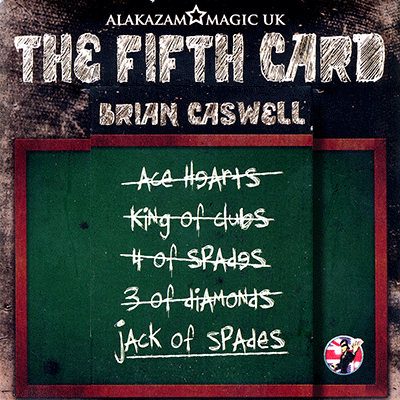 The Fifth Card by Brian Caswell