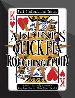 Roughing Fluid - Aldini`s Quick Fix
