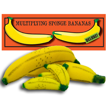 Multiplying-Sponge-Banana-Deluxe-Set