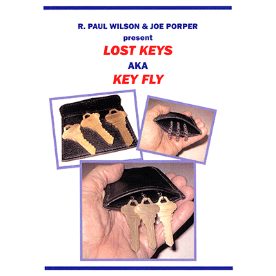 KEYFLY-Lost-Keys-by-R.-Paul-Wilson-and-Joe-Porper