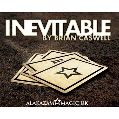Inevitable by Brian Caswell