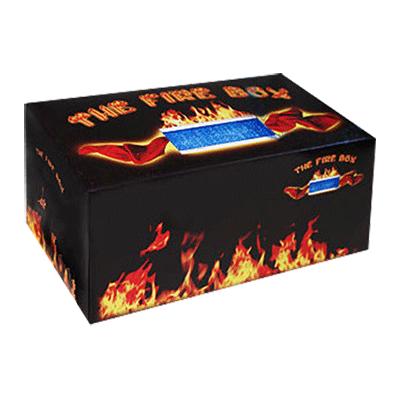 The Fire Box by Vincenzo DiFatta