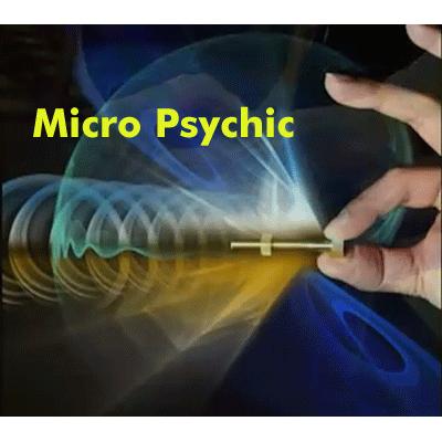 Micro Psychic by Nakashima Kengo