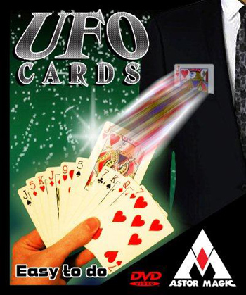 UFO Cards - Astor