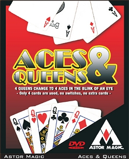 Aces & Queens - Astor