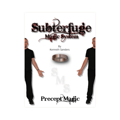 Subterfuge 2.0 Magic System by Kenneth Sanders