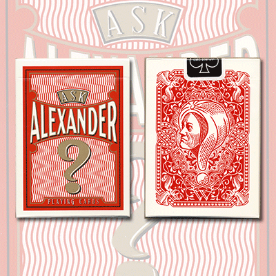 Ask-Alexander-Playing-Cards--Limited-Edition
