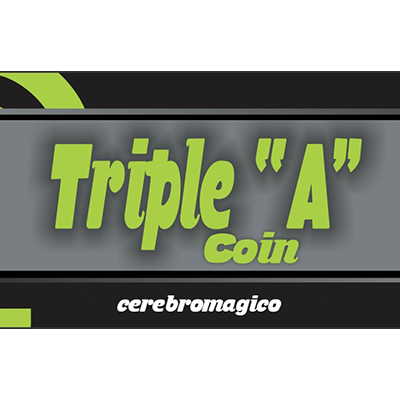 Triple A Coin by Cerebro Magico