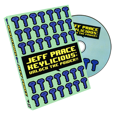 Keylicious by Jeff Prace