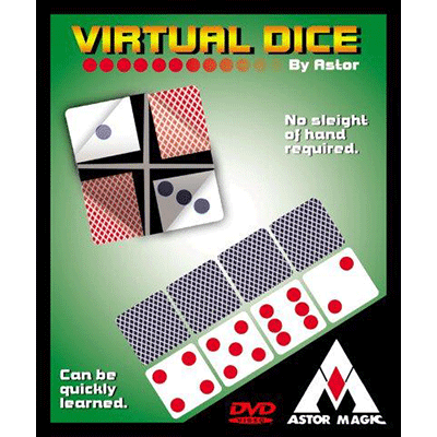 Virtual Dice by Astor