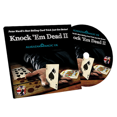Knockem Dead 2 by Peter Nardi