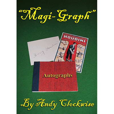 Magi-Graph by Andy Clockwise*
