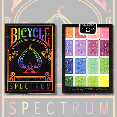 Spectrum Deck by Cosmo Solano