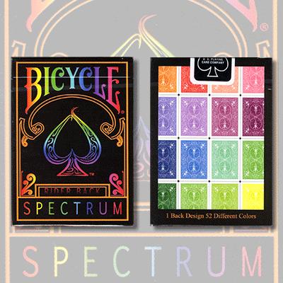 Spectrum Deck by Cosmo Solano