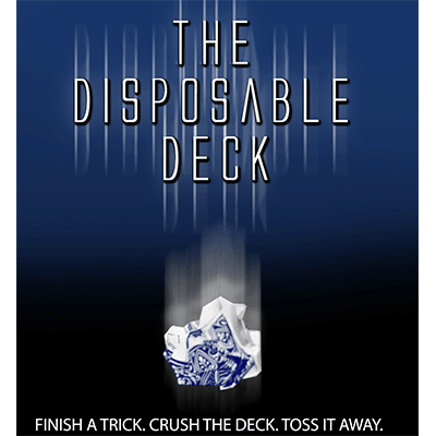 Disposable Deck 2.0 by David Regal