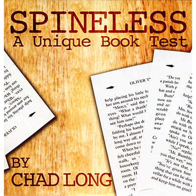 Spineless by Chad Long*