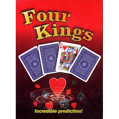 Four Kings by Vincenzo Di Fatta