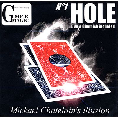 Hole by Mickael Chatelain
