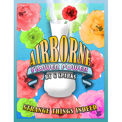 Airborne Flower Power by G Sparks