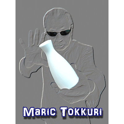 Sake-Maric Tokkuri by Mr Maric
