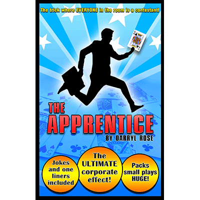The Apprentice by Darryl Rose*