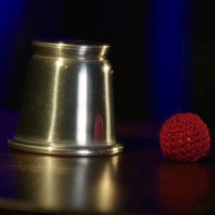 Chop Cup - Small Aluminum