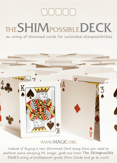 Shimpossible Deck