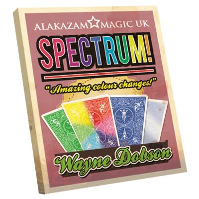 Spectrum by Wayne Dobson