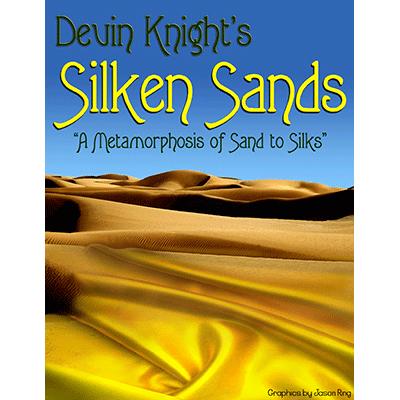 Silken Sands by Devin Knight