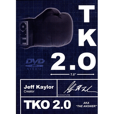 TKO2.0: The Kaylor Option BLACK and WHITE by Jeff Kaylor and Michael Ammar