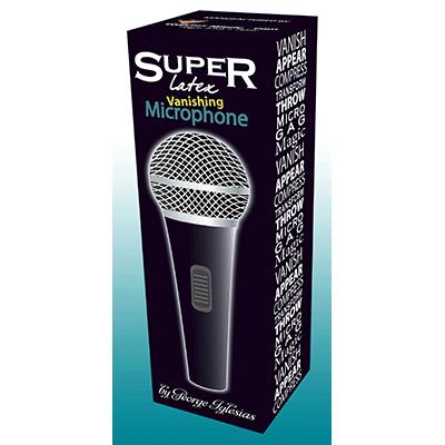 Vanishing Microphone Kit by George Iglesias