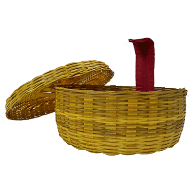 Cobra-Tie-in-Basket