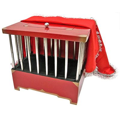 Dove-to-Rabbit-Cage