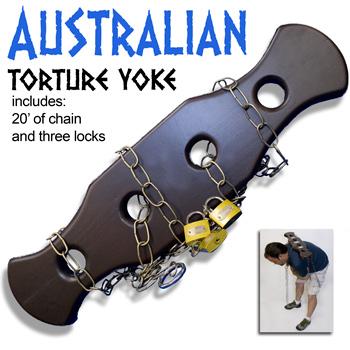 Australian Torture Yoke