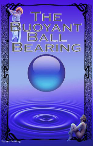 Bouyant Ball Bearing -  Bob White