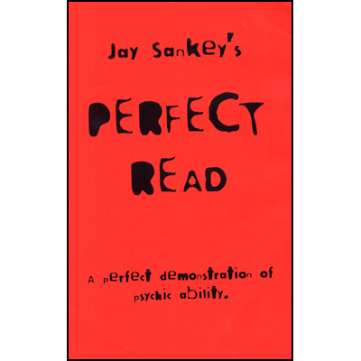 Perfect Read by Jay Sankey
