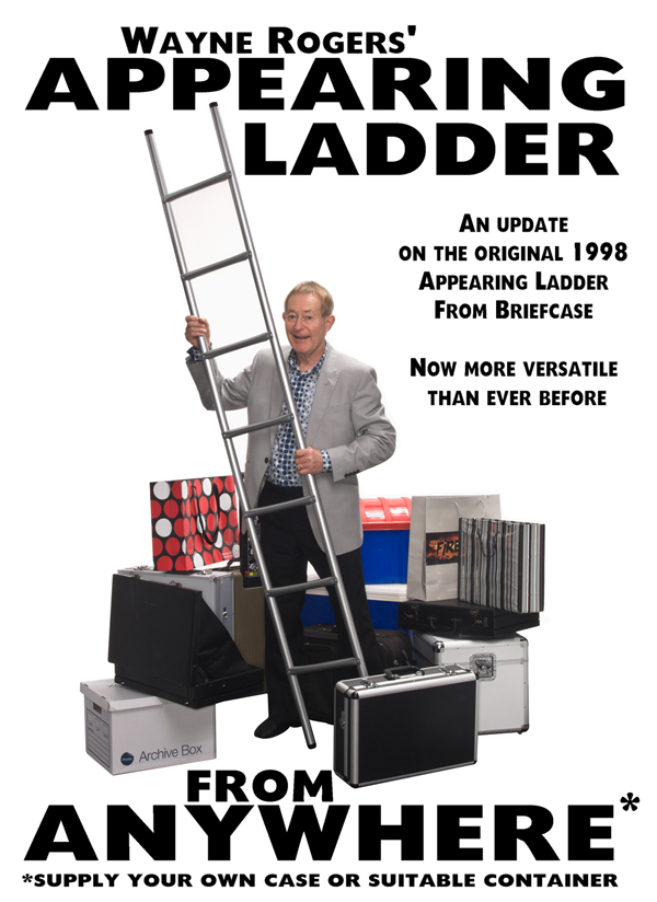 Appearing-Ladder