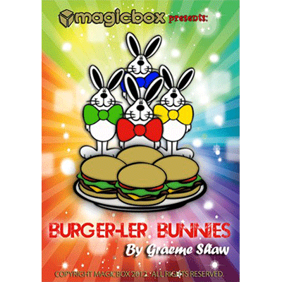 Burger-Ler Bunnies by Graeme Shaw