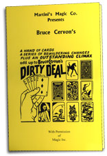Dirty Deal - Bruce Cervon